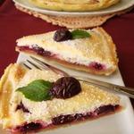 Пирог Ягодное облачко