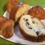 Воздушный кекс на сахарном сиропе