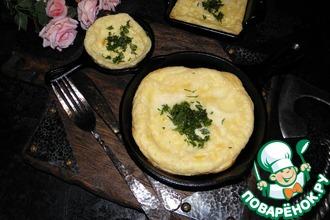 Рецепт: Омлет по-татарски