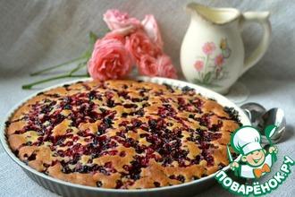 Рецепт: Пирог на кефире Бубланина