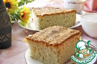 Рецепт: Галисийский пирог Бика де Трибес