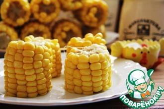 Рецепт: Сливочная кукуруза