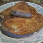 Тосты с плавленым сыром