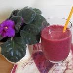 Смузи из ягод и фруктов