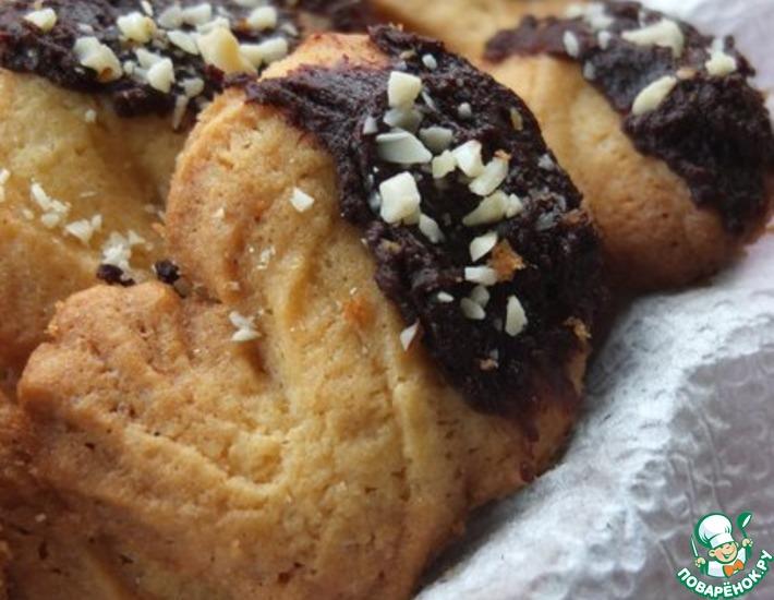 Рецепт: Печенье Крумири