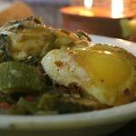 Традиционный итальянский суп Аквакотта
