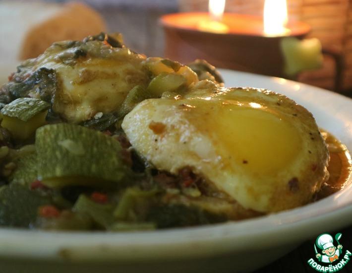 Рецепт: Традиционный итальянский суп Аквакотта