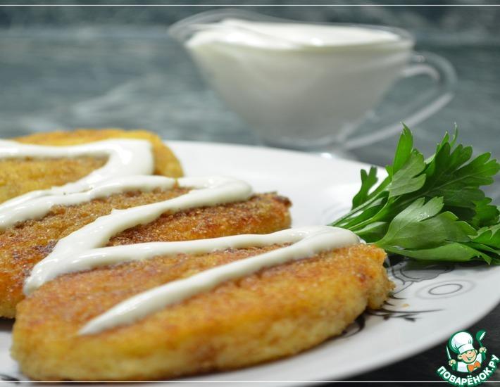 Рецепт: Картофельные зразы с фаршем Картопляники