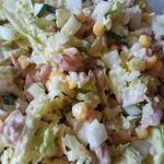 Салат с тунцом Свежо, легко, вкусно