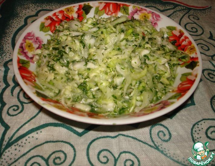 Рецепт: Капуста по-старорусски