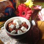 Гречка с корнеплодами и фетой
