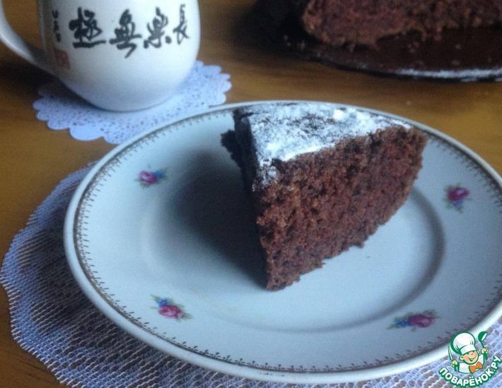 Рецепт: Американский пирог времён великой депрессии