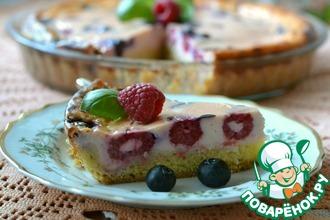 Рецепт: Тарт ягодный Летний