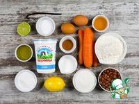 Морковный торт со сметанным кремом ингредиенты