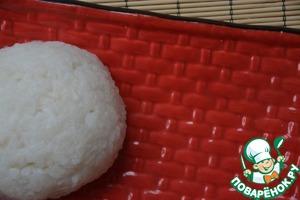В качестве гарнира отлично подошел рис. Но это дела вкуса.