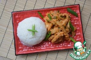 При тушении к рубцу можно добавить морковь, болгарский перец и другие овощи по желанию.