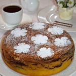Шоколадно-тыквенный пирог Королевский