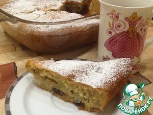 Cut a slice, pour a Cup of tea and enjoy!  Bon appetit!