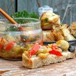 Маринованные овощи по-итальянски