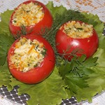 Фаршированные помидоры Вкуснейшие