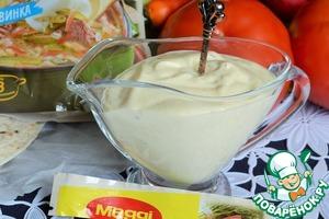 Sauce-mayonnaise