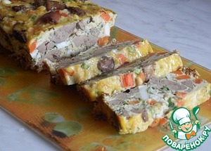 Remove from oven, slightly cool and you can eat. Delicious with sour cream or cream sauce.