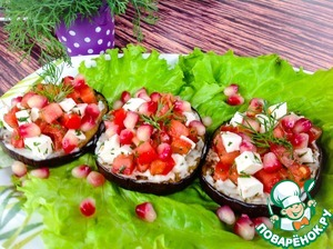 Sprinkle tomatoes with Feta. If desired, pour remaining marinade.  Pour a glass of good red wine and enjoy! Bon appetit!
