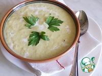 Суп-пюре из пастернака ингредиенты