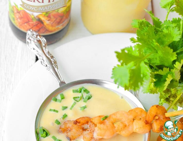 Рецепт: Медово-горчичный соус