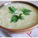 Суп-пюре из пастернака