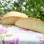 Домашний белый хлеб Любимый