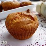 Кексы ореховые с медом