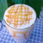 Молочный коктейль Яблочный пай