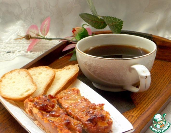 Рецепт: Фаршированные сосиски