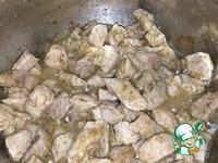 Капуста тушеная Купеческая ингредиенты