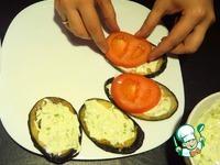Эффектная закуска Павлиний хвост ингредиенты