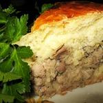 Пирог Мужской с рубленым мясом