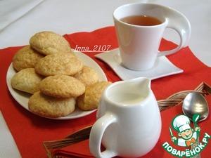 Остывшее печенье может храниться до 2-х недель.