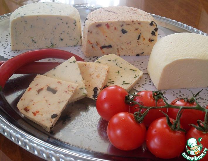 Рецепт: Сыр домашний