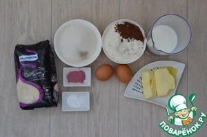 Подготовить продукты для коржей, асе ингредиенты должны быть комнатной температуры. Заранее в молоко добавить 1 ст л лимонного сока и оставить в теплом месте на 15 минут, это и будет та самая пахта.
