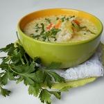 Суп с кабачком Мечта о лете