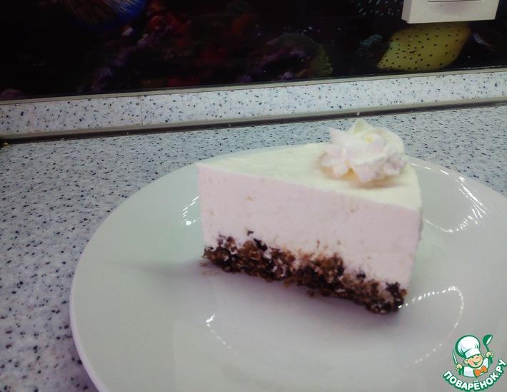 Рецепт: Полезный торт Воздушный