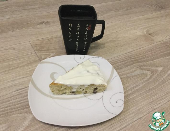 Рецепт: Творожно-банановая запеканка с фило