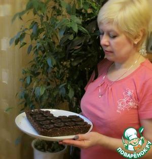 Ну, и я с пирогом)))