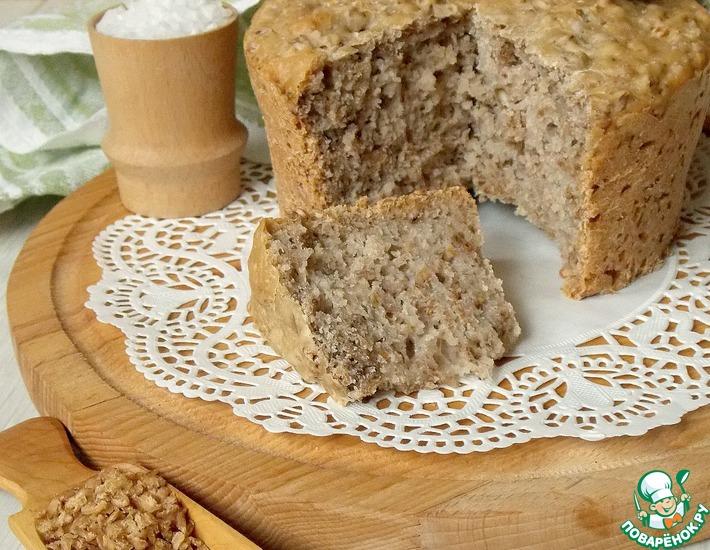 Рецепт: Ночной хлеб
