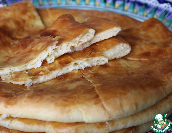 Рецепт: Хачапури в духовке
