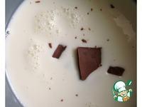 Горячий шоколадно-банановый коктейль ингредиенты