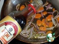 Постный суп-пюре на томатном соке ингредиенты
