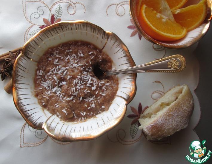 Рецепт: Шоколадная овсянка от Дж. Оливера