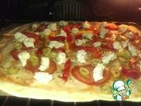 Постная пицца ингредиенты